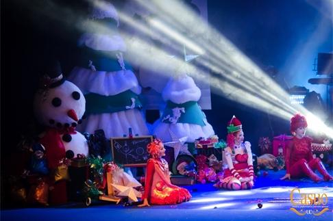 Cenário - Natal Universo Casuo